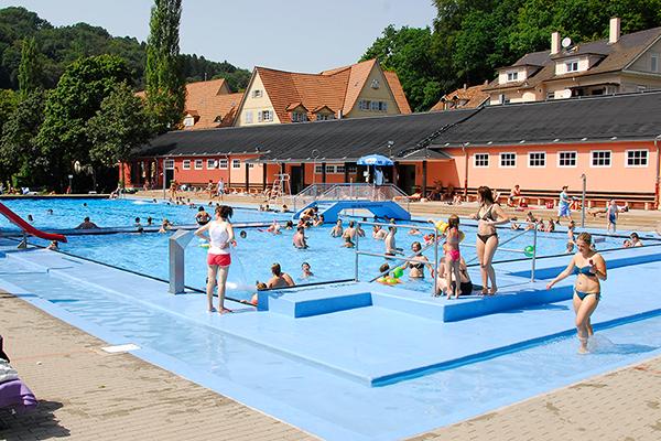 Freibad Dillweißenstein